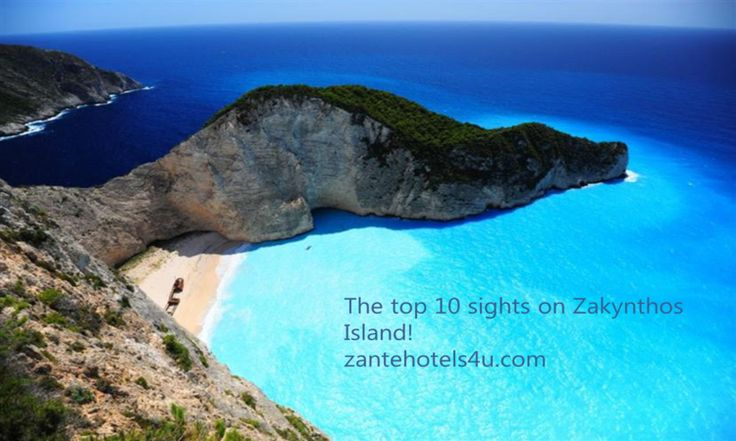 We proudly present you the 10 top zakynthian sights which must definitely be visited during your holiday.