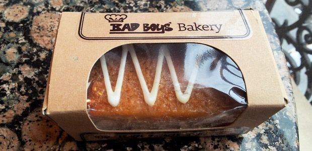 Recipe for Lemon Treacle Tart from Bad Boys' Bakery, Brixton Prison (Gordon Behind Bars)