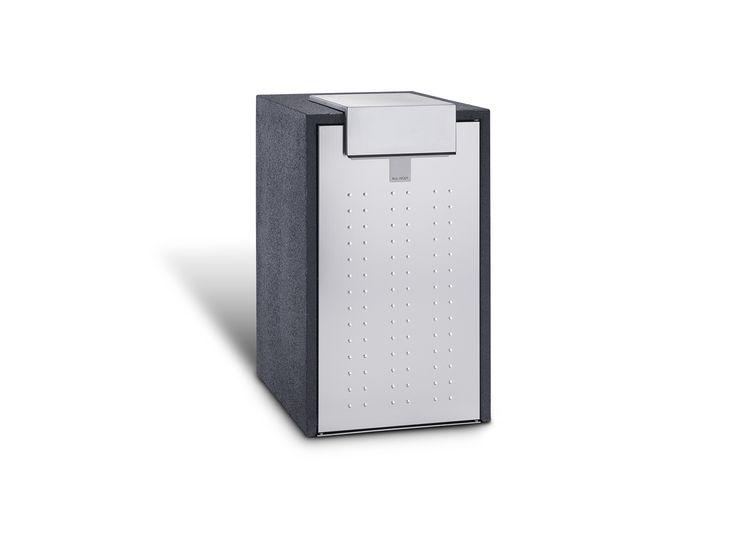 p nktlich zur hausmesse bieten wir drei neue ausstattungsdetails f r die barrierefreie m llbox. Black Bedroom Furniture Sets. Home Design Ideas