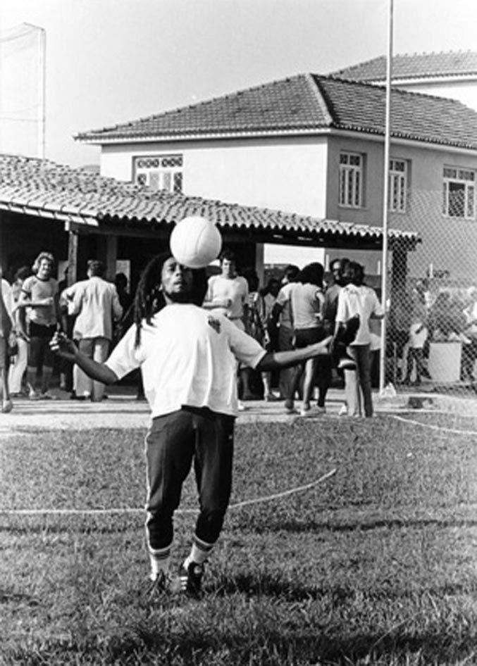 Brazil Santos Football Club - Bob Marley.