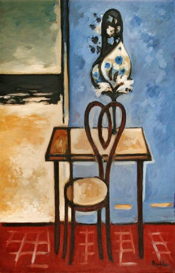 La silla y el mar : Horacio Butler