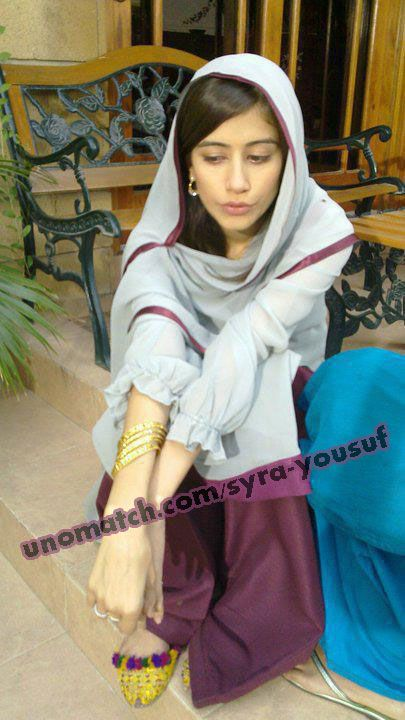 Syra Yousuf  Beautiful Youngest Pakistani Fashion Model And Actress.