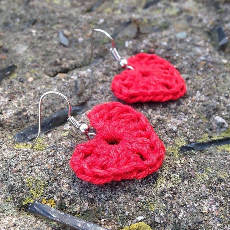 Este verano no voy a dar a basto para ponerme todos los pendientes que me estoy haciendo!  by crochet_y_cafe