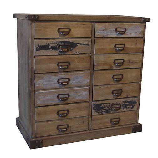 Förvara byrå 8 lådor i gruppen Möbler hos Chilli AB (UN12031SX)