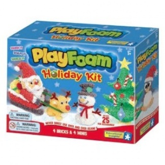 PlayFoam Christmas Kit