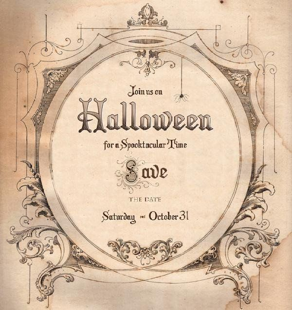 19 best images about Halloween Wedding Ideas – Free Printable Halloween Costume Party Invitations