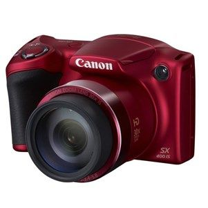 CANON SX400 IS Bridge Rouge - CCD 16MP Zoom 30x - Achat / Vente appareil photo bridge - Cdiscount