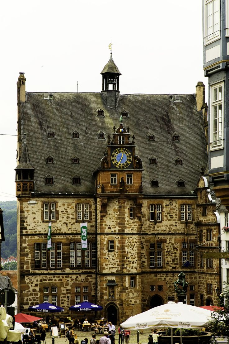 "breathtakingdestinations: "" Marburg - Germany (by Antonio Ponte) """