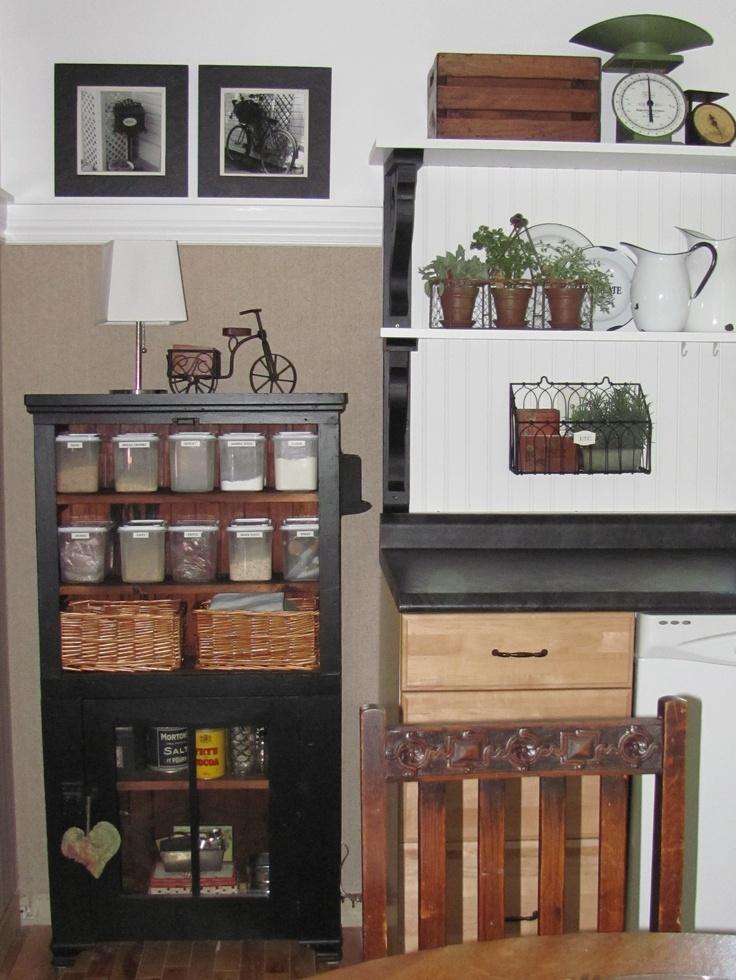My Baking Shelf