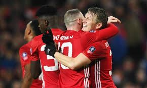 Manchester United 4 - 0 Wigan AthleticCompetition: FA CupDate: 29 January 2017Stadium: Old Trafford (Manchester)