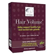 New Nordic Hair Volume Supplement, Tablets at Walgreens. Get free shipping at $35 and view promotions and reviews for New Nordic Hair Volume Supplement, Tablets