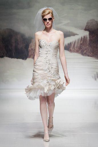 Wedding Magazine - Ian Stuart 2015 wedding dresses