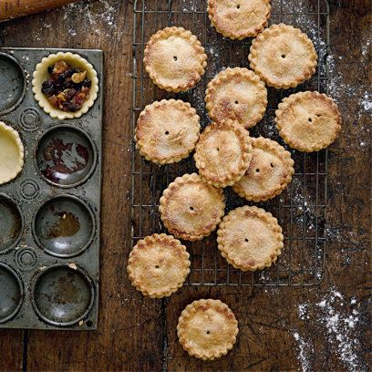 Mince pies recipe from The Great British Bake Off Winter Kitchen
