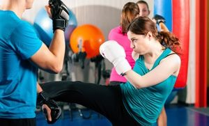 Groupon - 10 or 20 Kickboxing Classes or Six Kids Martial Arts Classes at Inferno Kick Boxing (Up to 85% Off) in Exeter. Groupon deal price: $25