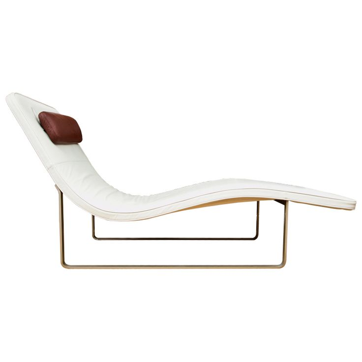 """Iconic """"Landscape"""" Chaise By B Italia"""