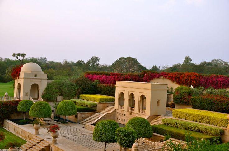Mais um super hotel da rede em Agra na Índia
