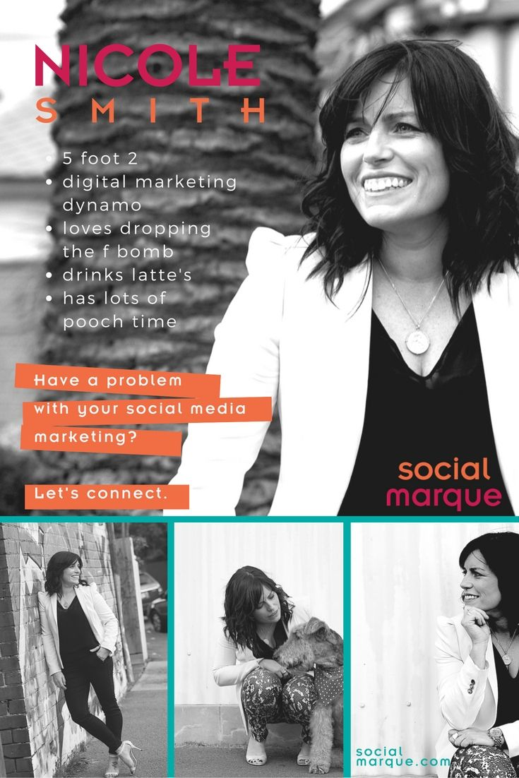 About Nicole Smith - Digital Marketing Strategist | SocialMarque.com