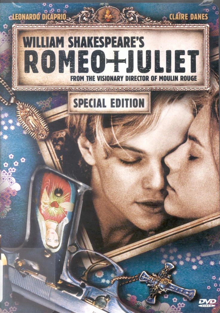 Romeo + Juliet (1996) Shakespeare's famous play is updated to the hip modern suburb of Verona still retaining its original dialogue.