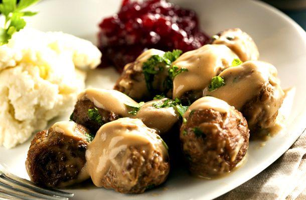Eredeti svéd húsgolyó