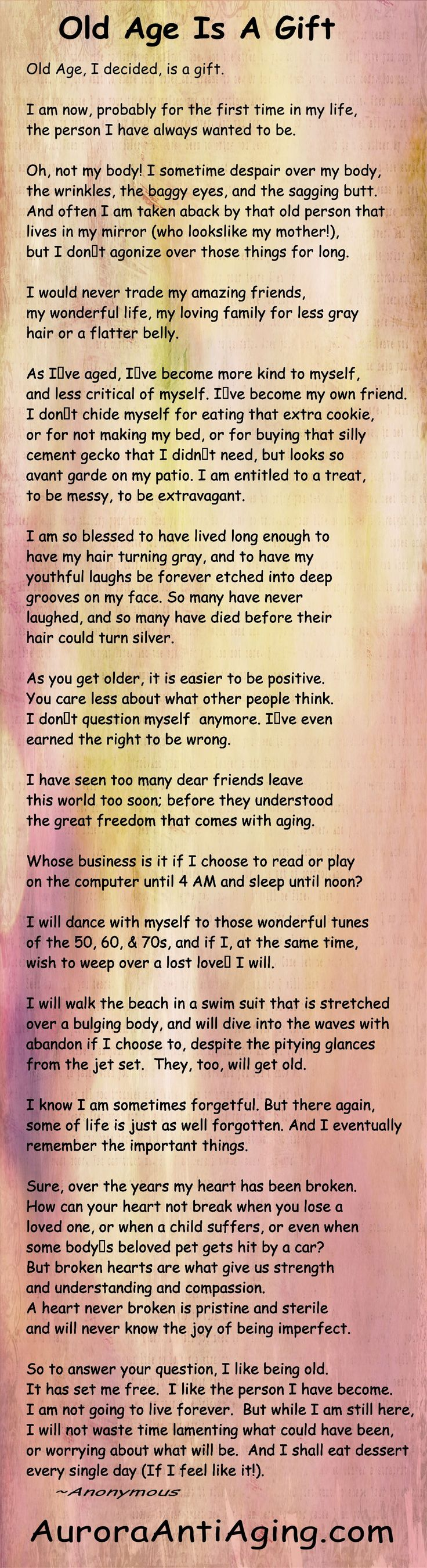 Best 25 Old age quotes ideas on Pinterest