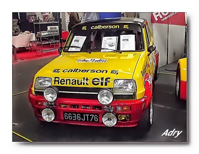 Auto mitiche: Renault 5 Alpine Gr.2  1978