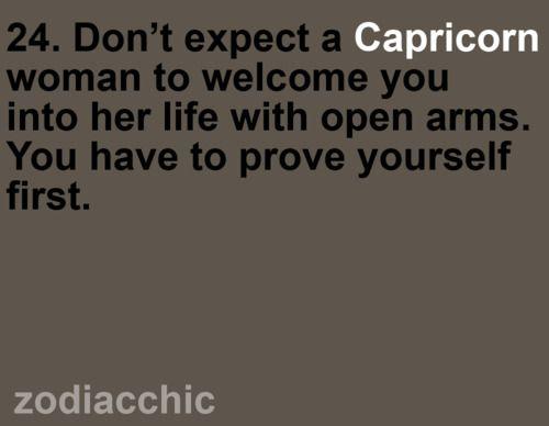 Capricorn & INTJ