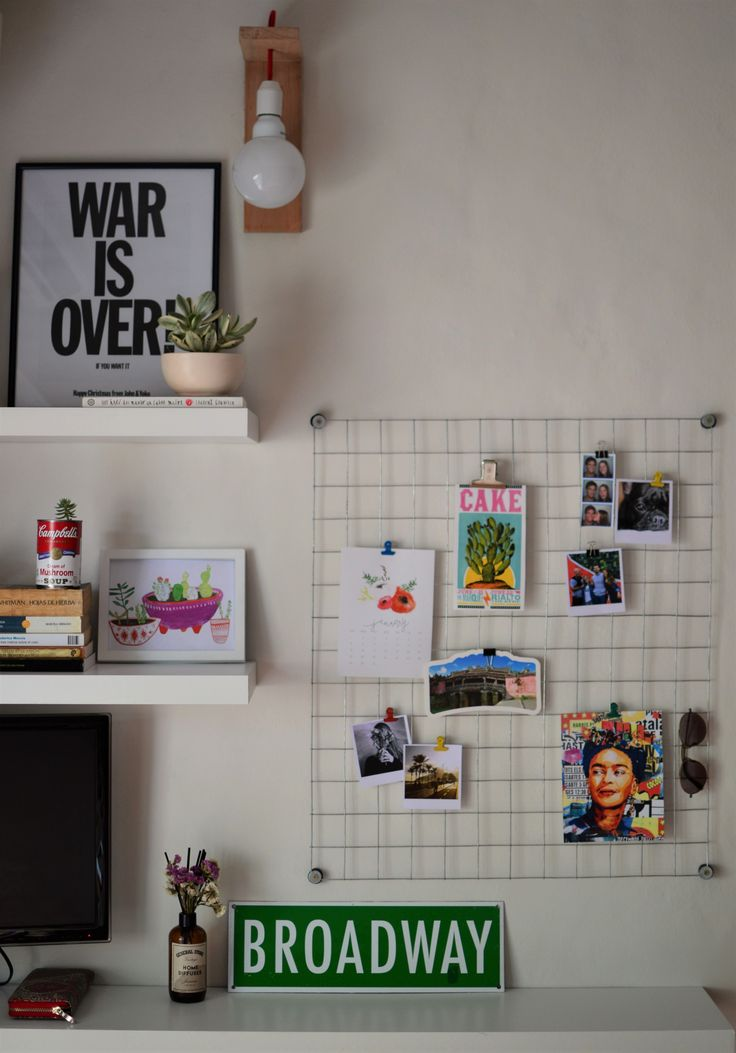 Malla sima - War is over printable - Campbell soup - Broadway
