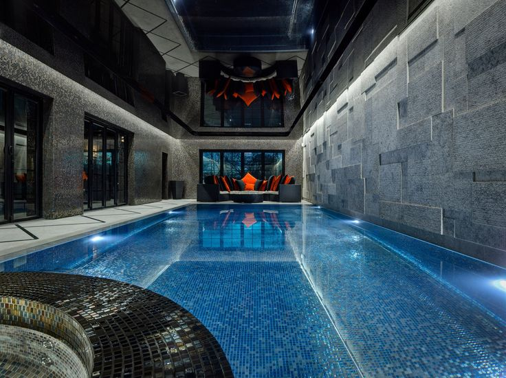 8 Best Contemporary Indoor Swimming Pool Spa Pool And