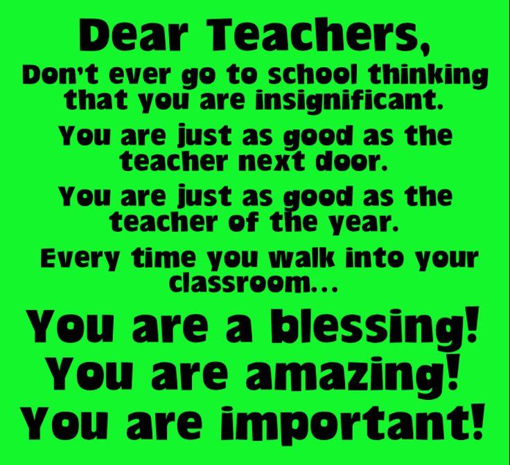 remind teacher inspiration