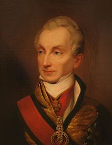 Klemens von Metternich, Australian Chancellor, Nemesis of Lola and also a victim of the 1848 Revolutions