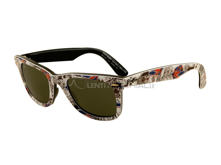 Occhiali da sole :: Unisex :: ORIGINAL WAYFARER LONDON - Special Series #8