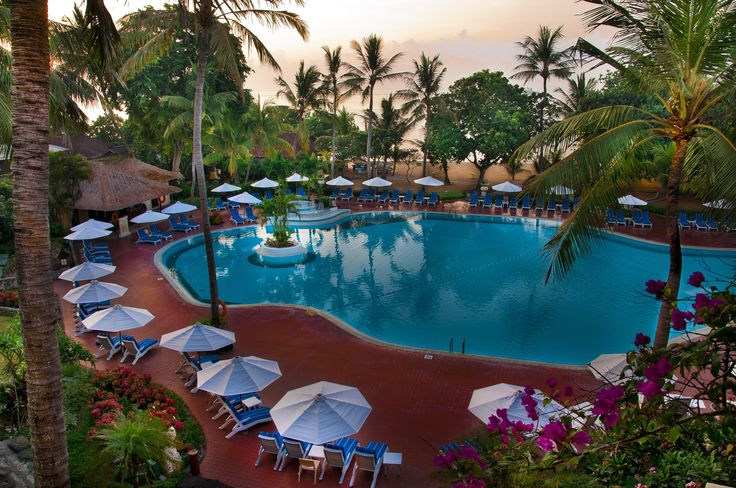 Lagoon Pool Sanur Beach Hotel