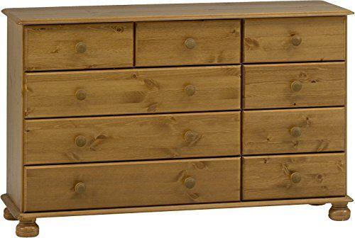 Steens Richmond - Comò con 2/3/4 cassetti Arredamento camera da letto verde EURO 133,06