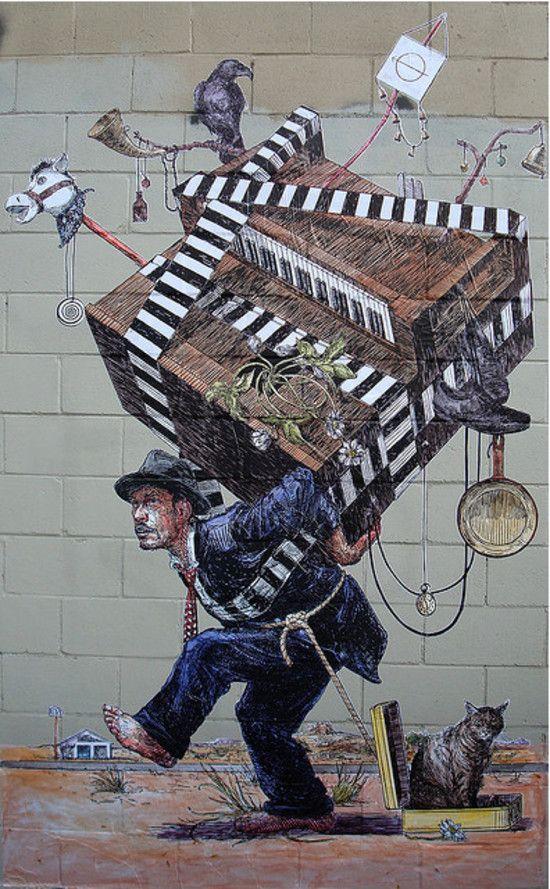 Best Graffiti Art Images On Pinterest Graffiti Art Urban - 21 amazing examples of graffiti