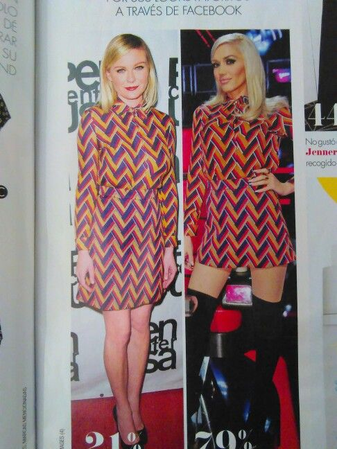 I love the voice magazine with gwen stefani