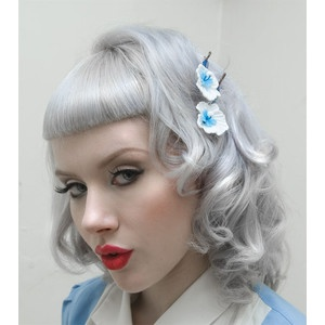 miss mosh silver hair