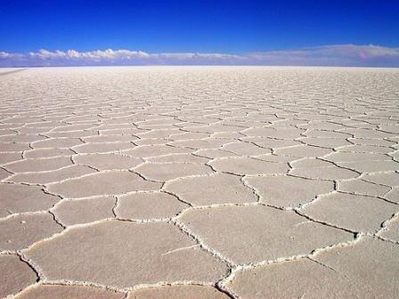 Salar de Uyuni. Another place to remember.