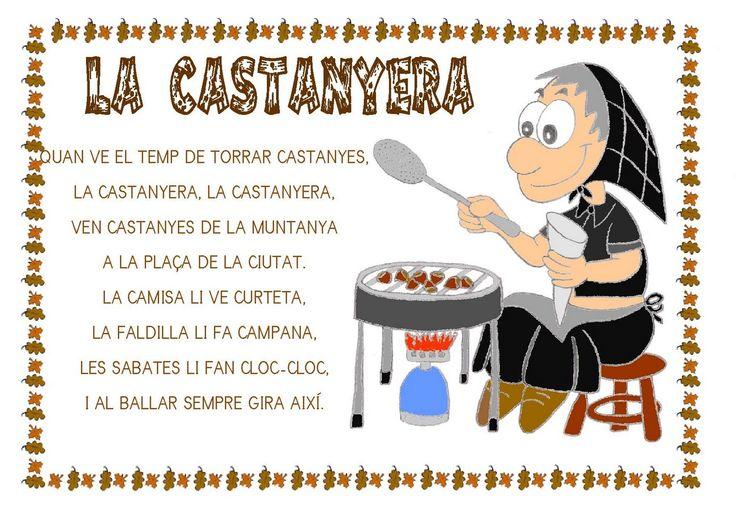 lletra CANÇÓ CASTANYERA