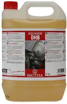 Aquagen DHB BP 5 degresant inlatura grasimile si murdaria dificila. Elimina murdaria organica si minerala. Restabileste suprafetele expuse la murdarie abundenta si persistenta.
