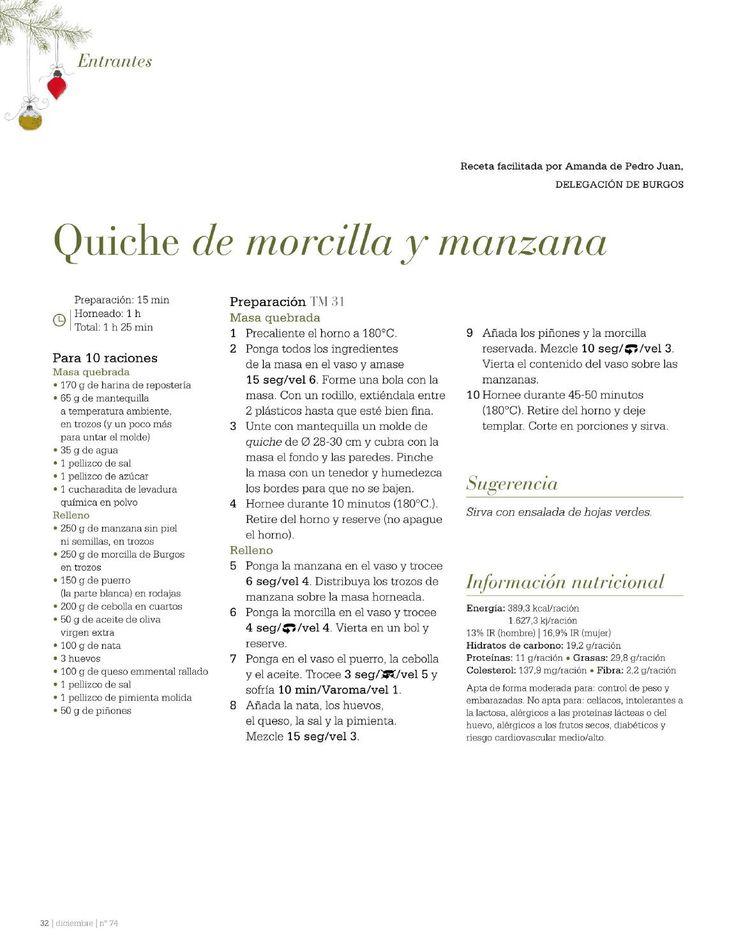 ISSUU - Magazine Thermomix 74 de Montserrat Reyes