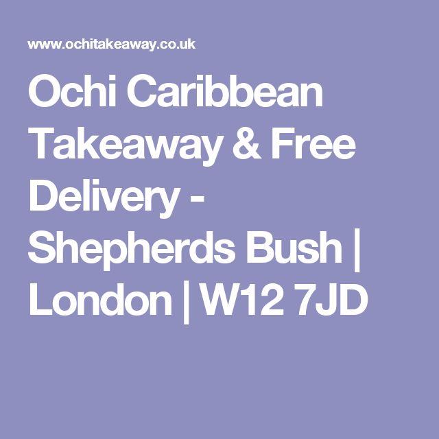 Ochi Caribbean Takeaway & Free Delivery - Shepherds Bush | London | W12 7JD