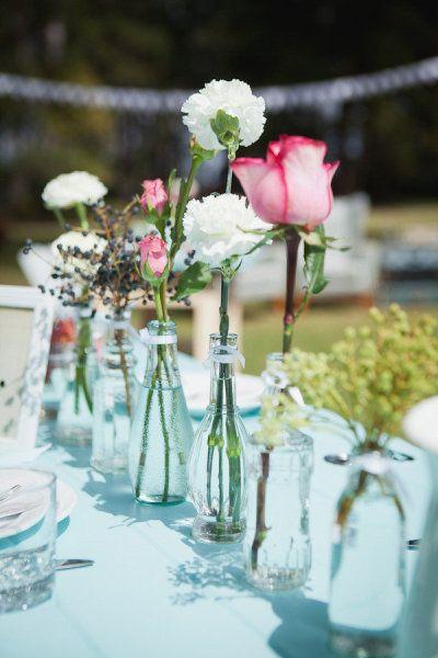 Flores frescas e informales para una fiesta divertida / Fresh and informal flowers for a fun party