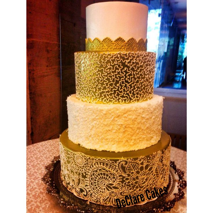 DeClare Cakes Charleston SC Wedding Cake Declarecakes
