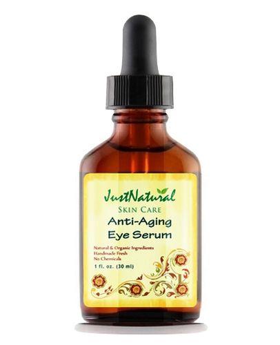 Just Natural Skin Care Anti Aging Nutritive Serum
