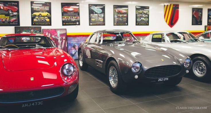 Meet John Collins – the man who's sold 1,750 classic Ferraris | Classic Driver Magazine