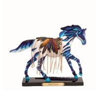 Trail of Painted Ponies Tribal Paint Pony Figurine 6-1/4-Inch
