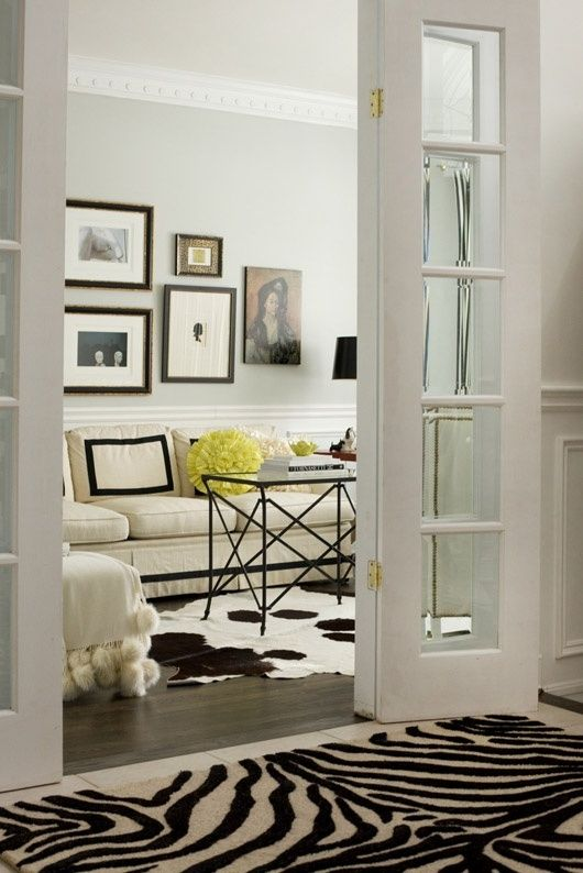 french doors small fold back/narrow - multiple sets?
