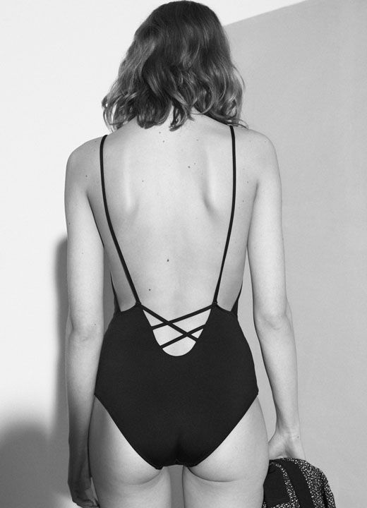 & Other Stories | Dive into summer with our striking swimsuits, evoking the glamour of decades past.