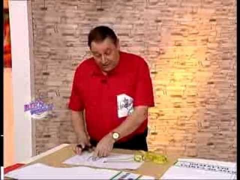 Hermenegildo Zampar - Bienvenidas TV - Explica la Manga de la camisa.