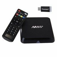 Geekbuying M8S Plus (M8S+) Android TV Box OTT KODI/XBMC 2G/8G 4K Media Player Amlogic S812 Quad Core 1000M LAN (Includes a Free Tronsmart Card Reader)   Specification General Model: M8S+ Color: Black Material: Plastic System Operating System: Android 5.1 KitKat CPU: Amlogic S812 Cortex A9r4 2.0 GHz Read  more http://themarketplacespot.com/television-video/2016-new-arrivals-geekbuying-m8s-plus-m8s-android-tv-box-ott-kodi-xbmc-2g-8g-4k-media-player-amlogic-s812-quad-core-1000m-